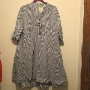 Cotton dress perfect for warm weather